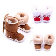 0-12M Newborn Baby Girl Boy Snow Boots Winter Warm Shoes Toddler Infant Booties