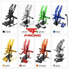 For Honda GROM 2012 2013 2014 2015 Rear Sets Rearset Foot Pegs Motorcycle CNC