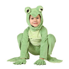 Lovely Prince Little Frog Cosplay Costume Kid Animal Halloween Child Fancy Dress