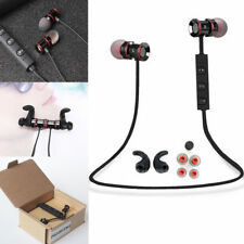 Black -ZH53 Sports Bluetooth Headphone Headset Earphone For Call Phone Apple