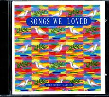Songs We Loved - Doko Music Clasics (CD, Doku, 1996) Israeli Import Rare OOP