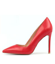 New Mollini Dusti Red Womens Shoes Dress Shoes Heeled
