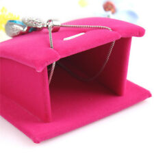 Jewelry Necklace Display Holder Drop Chain Pendant Velvet 1 Pcs Fashion