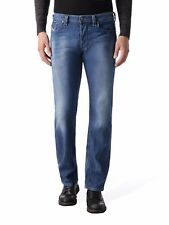 NEW! Men's DIESEL Jeans - Larkee Relaxed 0836X - Comfort-Straight  O9