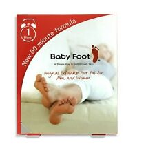 Baby Foot Easy Pack - Natural Acid Foot Peel /Mask/Exfoliator - You choose size