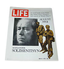 Life - June 23, 1972 Back Issue
