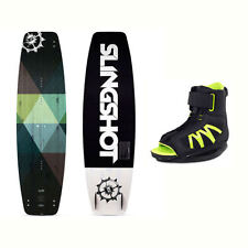 Slingshot Nomad Wakeboard With Option Bindings 2017