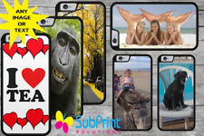 Personalised Mobile Photo Phone Case Cover Custom Print Any image,text logo
