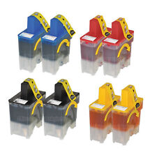 8p LC41 LC-41 Ink Cartridge Set for Brother Intellifax 1840C DCP-110C MFC-5840CN