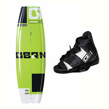 O'Brien System Wakeboard With Clutch Bindings 2017