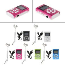 Portable Mini USB LCD Screen Support 32GB Micro SD TF Card Digital MP3 Player