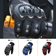 Motorcycle Gloves Pro-biker Sport Full Finger Armored Motorbike Motocross Racing
