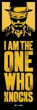 Breaking Bad I Am The One Who Knocks Door Poster 53x158cm