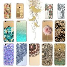 Various Fashion Patterns Hard Skin Back Case Cover For iPhone X