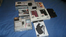 NINTENDO DS/LITE/DSi ACCESSORIES BUNDLE COLLECTION - NEW/SEALED