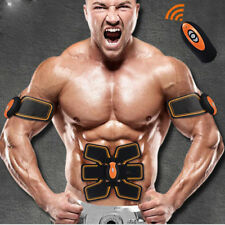 EMS Abdominal Exercise Smart ABS Stimulator Training Gear Muscle toning belt Abs