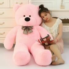 Giant Teddy Bear Plush Toy Life Size Stuffed Toy 200cm Soft Doll for Adults Kids