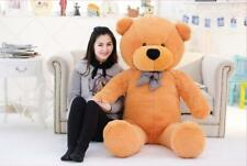 "Giant Teddy Bear Plush Toy Life Size Stuffed Toy 200cm 78"" Doll for Adult & Kids"