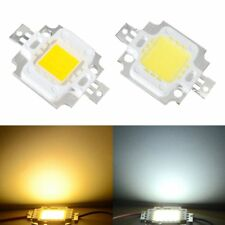10W Cool/Warm White LED CHIPS Super Bright High Power SMD Bulb For Flood Lights