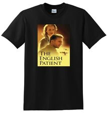 THE ENGLISH PATIENT T SHIRT small medium large or XL adult sizes