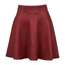 Overwatch New World of Warcraft Horde Authentic Skater Skirt