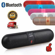 NEW Portable Bluetooth Wireless FM Stereo Speaker For SmartPhone