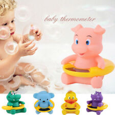 Baby Bath Water Temperature Indoor Thermometer Animal Shape Meter Thermometer