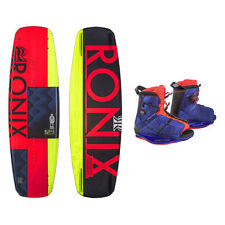 Ronix Quarter Til Midnight Womens Wakeboard With Halo Bindings