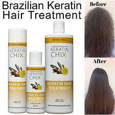 Keratin Chix Brazilian Keratin Professional Hair Treatment w/ Natural Argan Oil