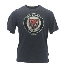 Detroit Tigers Youth Boys Size Official MLB Cooperstown Collection T-Shirt New