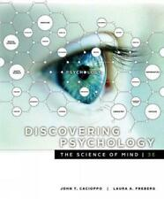 Discovering Psychology: The Science of Mind by Laura Freberg (English) Hardcover