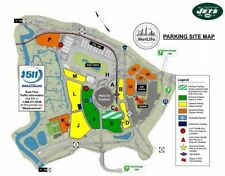 1 Jets vs Panthers 11/26 - Green Parking Pass - eTicket
