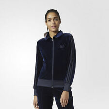 Adidas BQ8040 Women Originals Firebird Track TOP jacket navy