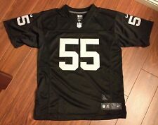 Rolando McClain Oakland Raiders Youth Nike Limited Jersey New With Tags