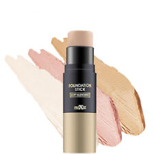 Concealer Creamy Highlighter Foundation Powder Stick With Brush Face Makeup
