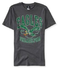 NWT MENS NFL EAGLES SHORT SLEEVE GRAPHIC T SHIRT S M AEROPOSTALE