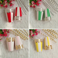8pcs Party Disposable Birthday Colorful Tableware Paper Cups Wedding Supplies