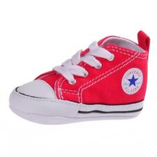 Converse First Star Baby Shoes Shoes Red 88875