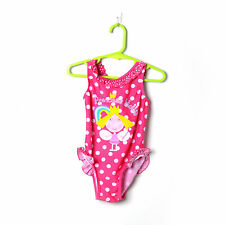 NEW OFFICIAL LICENSED BEN AND HOLLY GIRLS ONE PIECE SWIMSUIT SWIMMER SUMMER