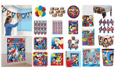 DC Super Hero Girls Party Decorations, Tableware and Novelties