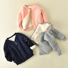 Infant Toddler Baby Kids Girls Butterfly Print Hoodie Tops Casual Clothes Coat