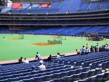 09/08/2018 Toronto Blue Jays vs Cleveland Indians at Rogers Centre
