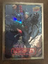 Rare marvel foil parallel card #15 Of 55 Cable Unlimited Shipping $2.99