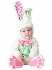 Baby Bunny Rabbit Easter Animal Deluxe Toddler Girls Infant Costume