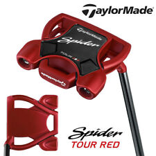 TAYLORMADE GOLF  SPIDER TOUR RED JASON DAY PUTTER