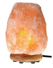 Himalayan Pink Salt Lamp ETL-Certified Dimmer Switch, 25W, 9 inches 7-11 lbs
