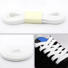 Thick Flat Shoe Laces Wide Shoelaces Athletic Sneaker Shoe String Bootlaces