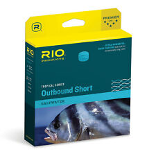 RIO Tropical OutBound Short Sink Tip Fly Line - All Sizes