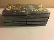SONY PLAYSTATION (PS1) GAMES LOT/BUNDLE!!! [COMPLETE W/ CASES - BLACK LABEL]