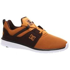 DC Heathrow Wheat/Dark Chocolate Shoe. DC Shoes DC Trainers Mens Trainers